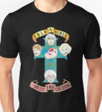 "Camiseta ajustada Camisa ""Appetite for Cheesecake"" de Gold N Girls"