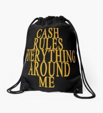 C.R.E.A.M. Drawstring Bag