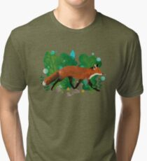 Magical Forest Tri-blend T-Shirt
