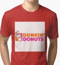 Dunkin Donuts Tri-blend T-Shirt