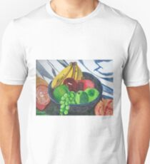 Fruit Bowl Still life Unisex T-Shirt
