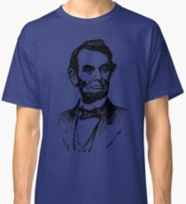 ABE LINCOLN  Classic T-Shirt
