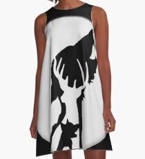 Moony,Wormtail,padfoot,&prongs A-Line Dress