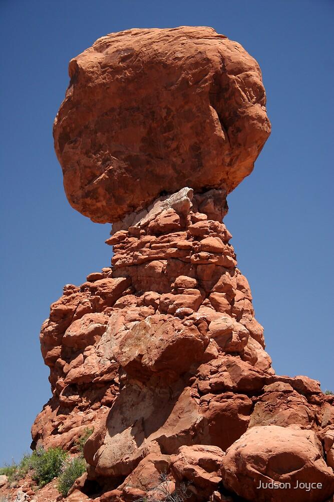 Balance Rock by Judson Joyce