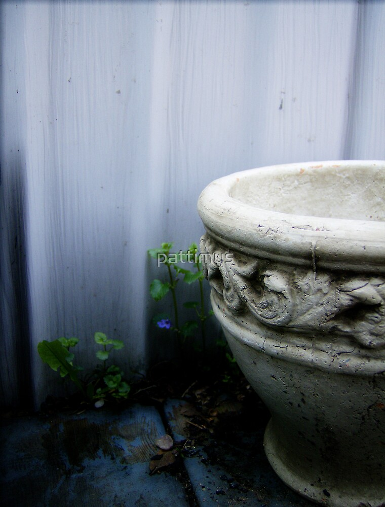 Not So Grecian Urn by pattimus