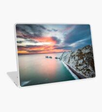 The Needles Sunset Laptop Skin