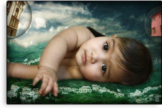 Ella Devi and the Lilliput dream by Sashy