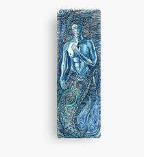 Merman Canvas Print