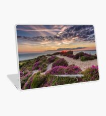 Headon Hill Sunset Laptop Skin