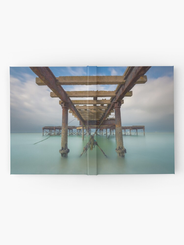 Alternate view of Fort Victoria Pier Hardcover Journal
