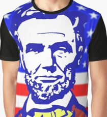 ABE LINCOLN 3 Graphic T-Shirt
