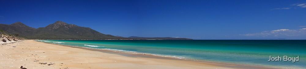Hazards Beach, Freycinet National Park, Tasmania by Josh Boyd
