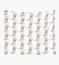 Harry Pawter Otter  Wall Tapestry