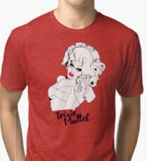 Trixie Mattel (RPDR) Tri-blend T-Shirt