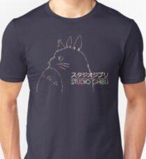 Studio Ghibli Totoro Floral T-Shirt