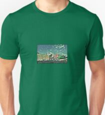 Downtown Oslo by Tim Constable Unisex T-Shirt