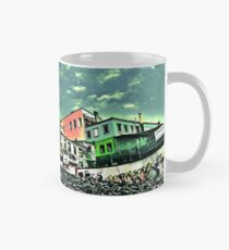 Downtown Oslo by Tim Constable Mug