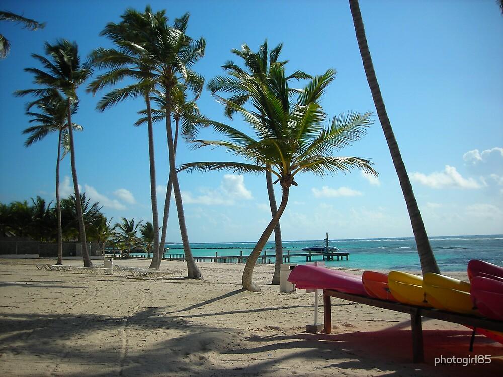 Kayak Beach by photogirl85