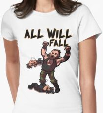 ALL WILL FALL to Strowman! T-Shirt