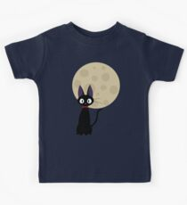 Jiji the Cat Kids Tee