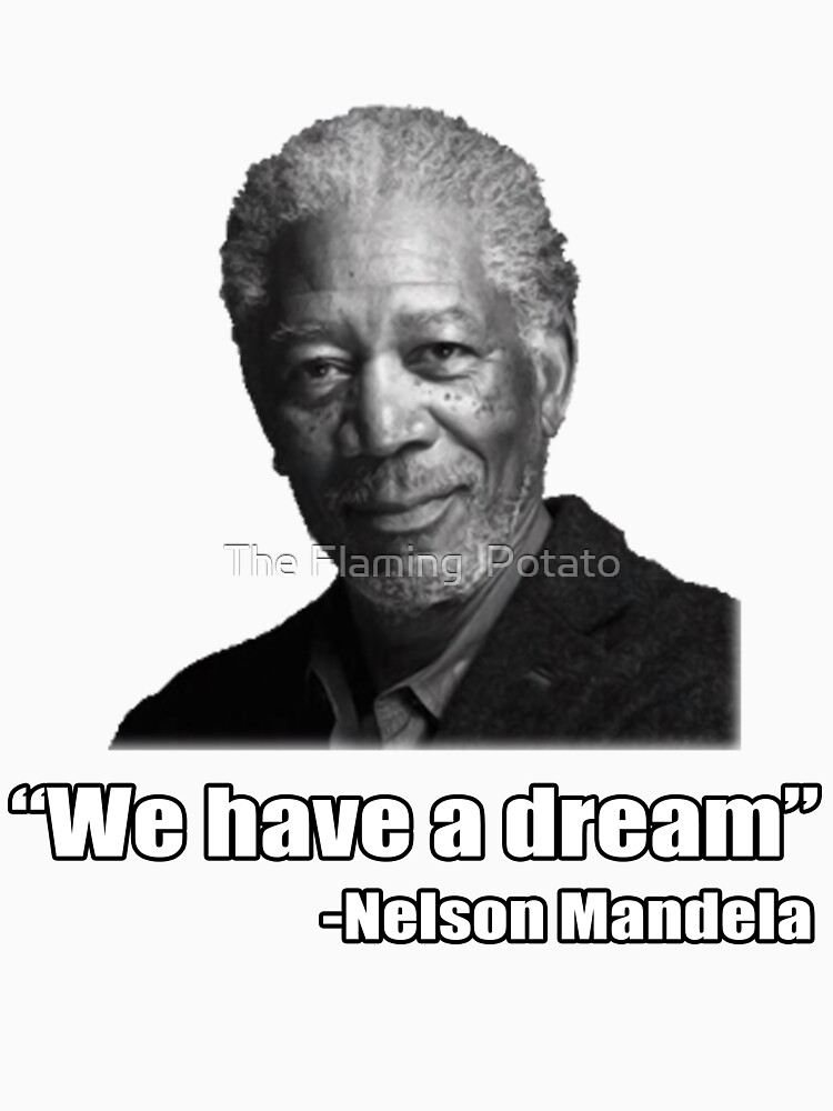 Troll Quotes - Morgan Mandela by FlamingPotato