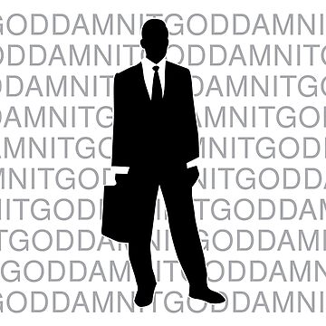 Goddamnit. SUITS / Harvey Specter Design by JimmysBook
