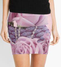 Welcome - Nostalgic Still Life Mini Skirt