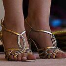 Nice shoes by Wolf Sverak