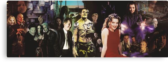 Villains - Buffy - FULL by MaxencePierrard