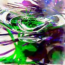 Abstract 7013 by Shulie1