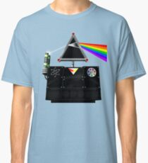This Island Earth Interocitor Dark Side Prism Classic T-Shirt
