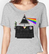 This Island Earth Interocitor Dark Side Prism Women's Relaxed Fit T-Shirt