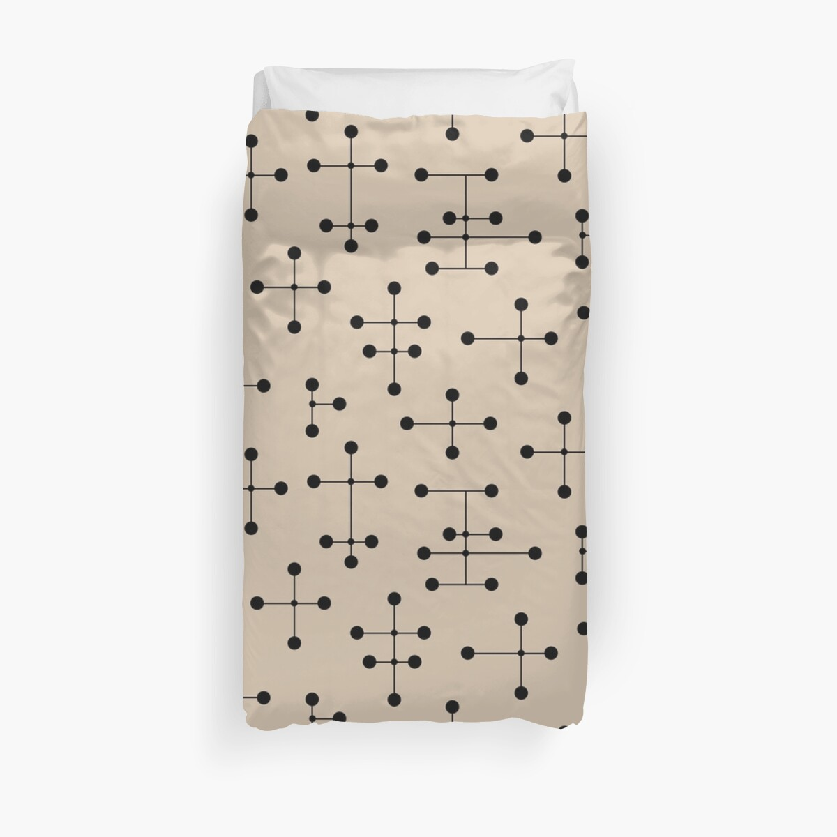 Midcentury Modern Dots 105 by Makanahele