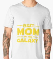 Best Mom in The Galaxy Men's Premium T-Shirt