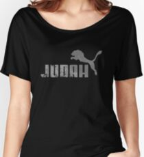 LION OF JUDAH Women's Relaxed Fit T-Shirt