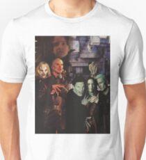 Villains - Buffy - S01/S02 Unisex T-Shirt