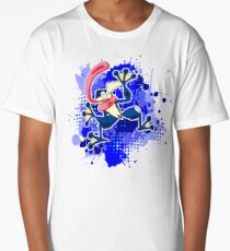 Greninja Makes A Splash Long T-Shirt