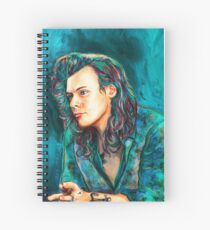 harry Spiral Notebook