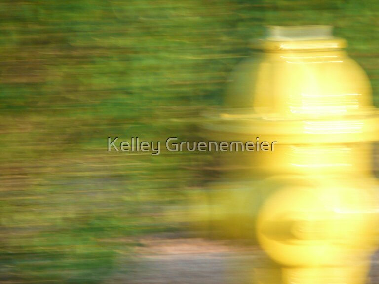 Blur by Kelley Gruenemeier