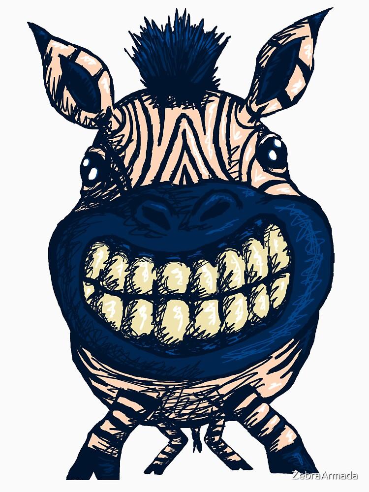 Cheesy Zebra by ZebraArmada