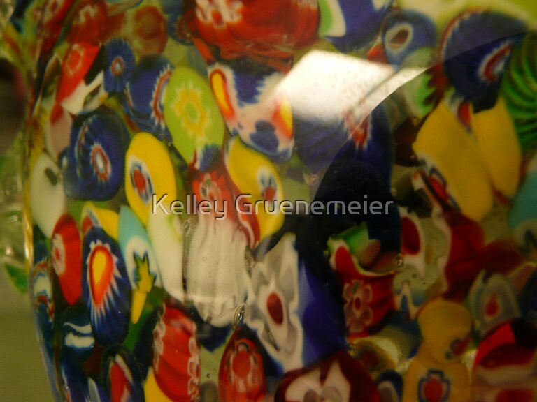 Colorful Spots by Kelley Gruenemeier