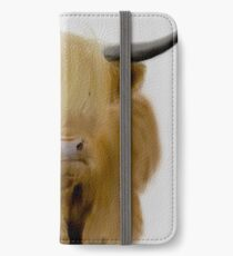 Highland Cow iPhone Wallet/Case/Skin