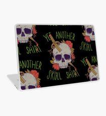 Yet Another Skull Shirt Laptop Skin