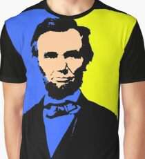 ABE LINCOLN 2A Graphic T-Shirt