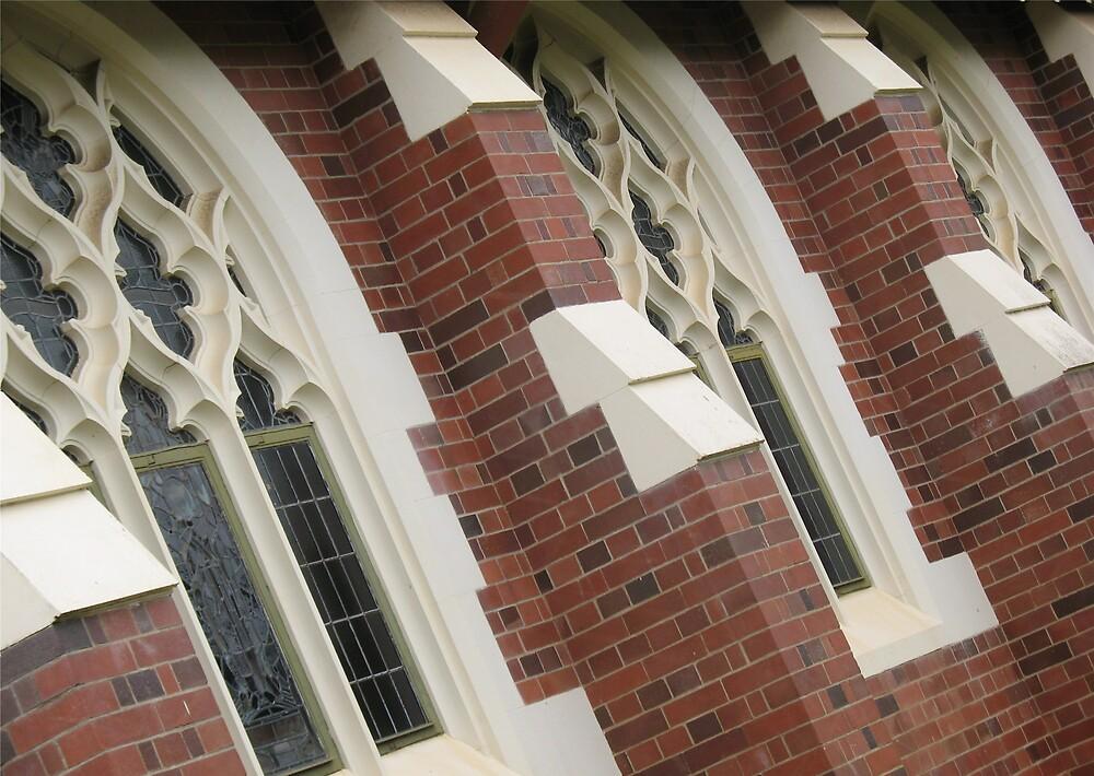 St Andrews Church, Bundaberg QLD by Kathy Helen Pike