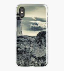 Peggys Cove Lighthouse iPhone Case/Skin