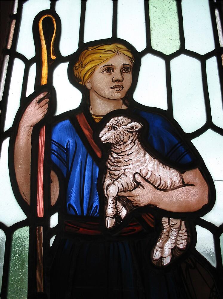 The Lord is My Shepherd by Kathy Helen Pike