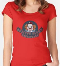 The Anxious Clown Women's Fitted Scoop T-Shirt