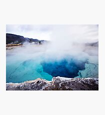 The Depth of the Earth - Travel, Amazing, Miracle, Wonderfull, Landscape Photographic Print