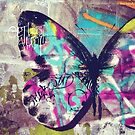Urban Butterfly by mindydidit